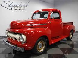 1951 Ford F1 For Sale | ClassicCars.com | CC-987312 1951 Ford F1 Pickup F92 Kissimmee 2016 Classics For Sale On Autotrader This Stole The Thunder Of Every Modern Fseries Truck File1951 Five Star Cab 12763891075jpg Bangshiftcom Truck Might Look Like A Budget Beater Hot Rod Network Classic Car Show Travelfooddrinkcom 1948 Studio Martone Ford Mark Traffic