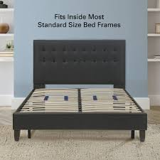 Bed Frame With Headboard And Footboard Brackets by Premier Flex 14