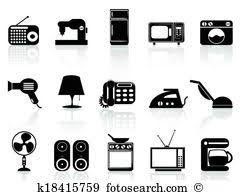 Kitchen Clipart Electrical Appliance 6