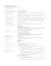 Objective Writing For Resume Of Grant Focus