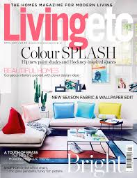 Interior Decorating Magazines List by Livingetc Magazine