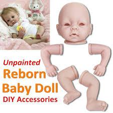 23inch Newborn Baby Full Body Soft Silicone Vinyl Reborn Doll