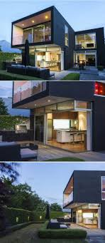 chambre decoration facade villa decoration maison moderne