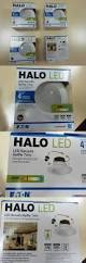 Ebay Lamps Industrial Weekley by Lamps Lighting And Ceiling Fans 56141 Qty 4 Lot Halo Lt4 4 In