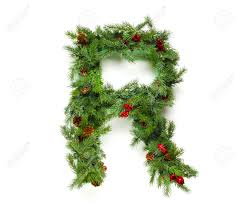 Christmas Tree Font Number 2 Stock Photo Picture And Royalty Free