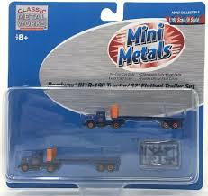 100 N Scale Trucks EW CMW 51122 Mini Metals 2 Roadway R190 32