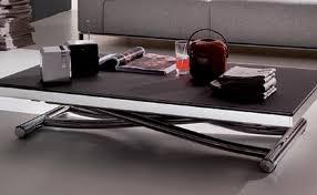 table basse qui se transforme en table haute design d intérieur