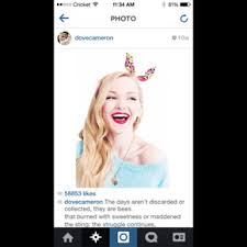 Dove Cameron s necklace