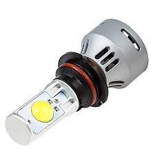 motorcycle led headlight conversion kit 9007 led headlight bulb