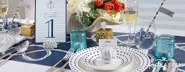 Nautical Wedding Favors & Decor