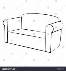 CouchDrawing Page Es Socializing Spaces Pinterest How To Draw A Side View Make