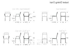 Standard Dining Table Dimension Furniture Sizes Typical Room Dimensions Height Of