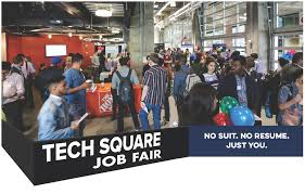 Tech Square Job Fair C2D2