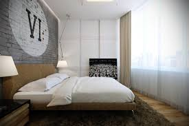 Modern Masculine Bedroom Charming On With 30 Ideas Freshome 7