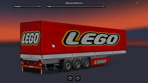 LEGO TRAILER V1 Mod -Euro Truck Simulator 2 Mods Lego Ideas Product Ideas Pickup Truck And Trailer Technic Remote Control Flatbed Lego With Moc Youtube Compact Rc Semi Lego Truck Gooseneck Trailer 1754356042 Tractor 6692 Render 3221 Flickr Bobcat Upcoming Cars 20 I Built This Games Tirosh Trailer V1 Mod Euro Simulator 2 Mods This Pickup Can Haul Creations Creations