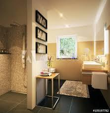 kleines wellness badezimmer in einfamilienhaus small
