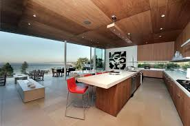 100 Seaside Home La Jolla Contemporary Hillside Home Floats Above Its Site In