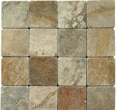 Scabos Travertine Floor Tile by Tumbled Scabos Travertine Tiles From Turkey Stonecontact Com