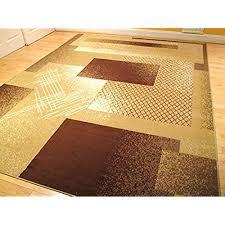 Large 5x8 Rug Beige Contemporary Rugs 5x7 Carpet Tan Living Room Brown Cream Modern Medium