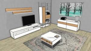 now vision wohnzimmer best aus wohnwand sideboard couchtisch mit zubehör verschiedene designs möglich