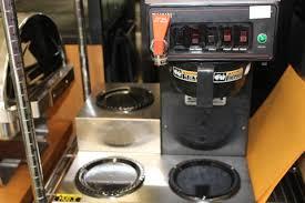 BUNN 3 Burner Coffee Brewer Model CWTF
