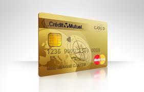 carte gold mastercard choisir une carte bancaire crédit mutuel