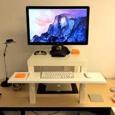 Diy Standing Desk Riser by Bedroom Awesome Images About Stationary Standing Desks Diy Desk
