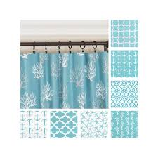108 Inch Navy Blackout Curtains by Aqua Blue Curtain Panels Aqua Curtains Nautical Curtains Aqua