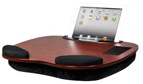 pad portable laptop desk pillow canada diy brookstone cushion