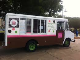 100 Food Trucks Houston Cupcakes Cupcake Truck Cupcake City Truck Boston Cupcake
