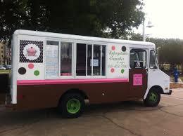 100 Food Trucks Houston Cupcakes Cupcake Truck Cupcake City Truck Boston Cupcake