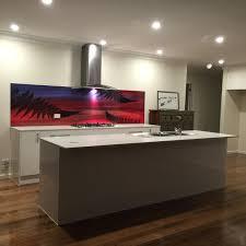 Custom Glass Splashbacks Melbourne