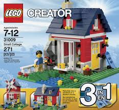 100 Small Lego House LEGO Creator 31009 Cottage Review Brick Stackers