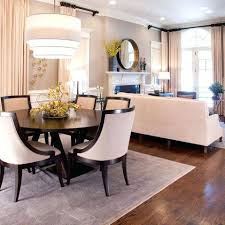 Living Room Dining Combo Ideas And Of Well About