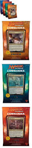 Magic The Gathering Premade Decks Ebay by Mtg Sealed Decks And Kits 183445 Magic The Gathering Commander