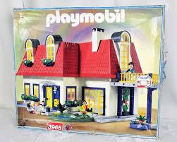 playmobil geobra large family house 3965 einrichtung