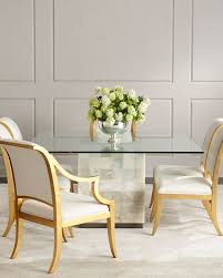 Bernhardt Palmetto Quartz Dining Table