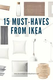 15 Must Haves From Ikea