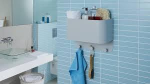 badezimmer wandregal befestigen ohne bohren tesa
