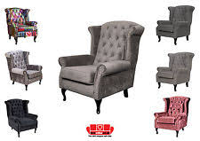 Back Jack Chair Ebay by Chesterfield Chair Ebay