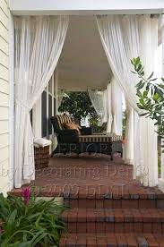 best 25 curtains on porch ideas on pinterest outdoor pergola