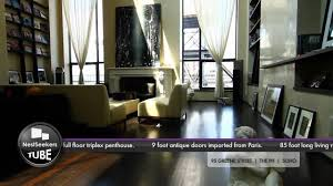 100 Penthouse Soho SoHo Triplex 6 BR For Sale Sales
