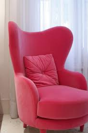 160 Best Armchairs In Fabric Images On Pinterest | Armchairs ... Having A Moment For Pink Blanc Affair Sweet Pink Armchairs Architecture Interior Design Pair Of Lvet By Guy Besnard 1960s Market Kubrick Fauteuil Met Vleugelde Rugleuning In Snoeproze Hot Armchair Modern Living Room Ideas Nytexas Armchairs For Cie 1962 Set 2 Lara Armchair Fern Grey Lotus Velvet Decorating And Interiors Large Patchwork Sage Floral Home Decor Midcentury Dusty 1950s Sale