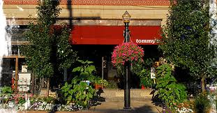 Tommys Patio Cafe Lunch Menu by Tommy U0027s Restaurant U2014 Coventry Village