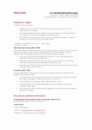 Sales Management Resume Samples Best Of 15 Luxury Gallery
