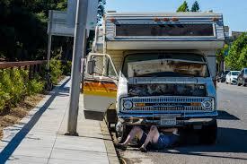Palo Alto Cracks Down On Recreational Vehicles Violating Law