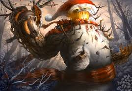 Pickle On Christmas Tree Myth by Fantastic Dreams Of Pamela K Kinney December 2014