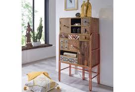 möbel industrie wohnzimmer sideboard vintage metall kommode
