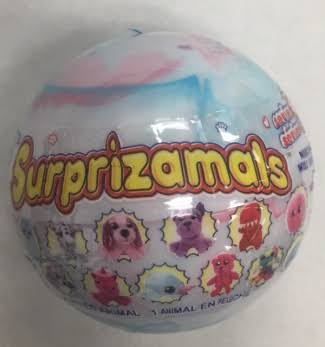 Surprizamals Suprizamals Series 9, Assorted
