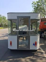 100 Mobile Pizza Truck Most Popular China Made Food Ice Cream Trailer